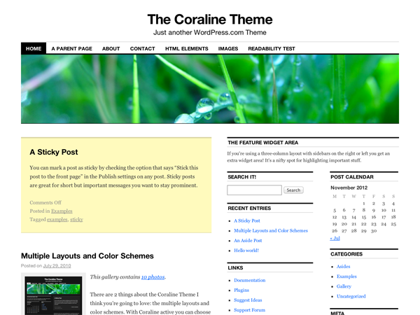 http://wp-themes.com/wp-content/themes/coraline/screenshot.png