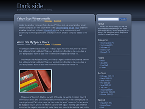 Dark Side preview