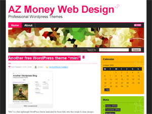 Fancy WP Theme