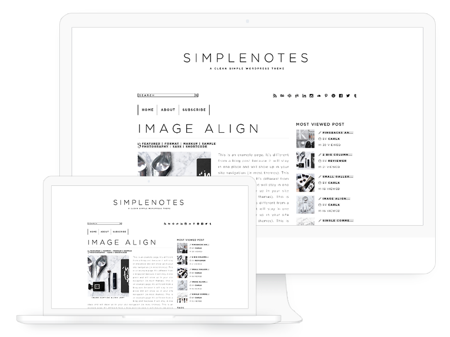Simplenotes