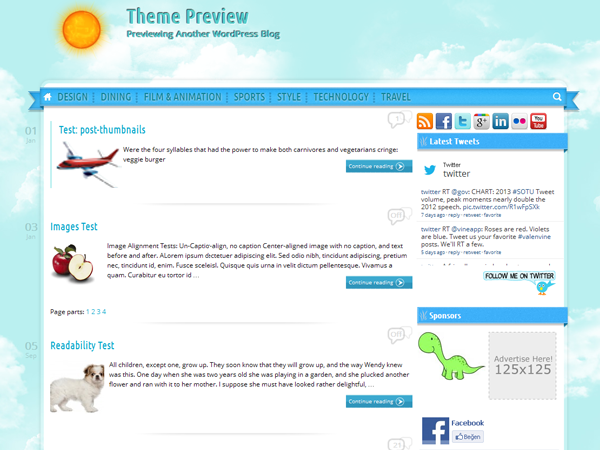 http://wp-themes.com/wp-content/themes/sunny-blue-sky/screenshot.png