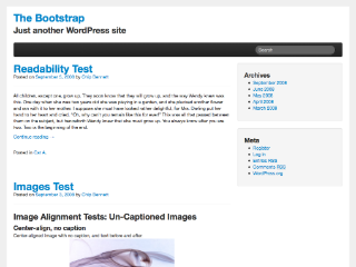 http://wp-themes.com/wp-content/themes/the-bootstrap/screenshot.png
