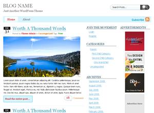 Scegliere il templates per wordpress